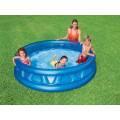 INTEX Kruhový soft bazén 188cm 58431