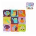 Pěnové puzzle ZAHRADA 9ks 30x30cm