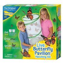 InsectLore Motýlí pavilón (6-10 housenek) - Butterfly Pavilion