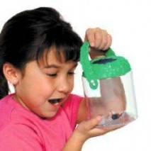 Velká nádoba na brouky s lupou - Big Bug Magnifier Jar