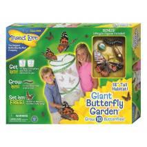 InsectLore Velká motýlí zahrádka (6-10 housenek)