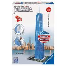 Ravensburger 3D puzzle - Trade Center
