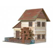 Walachia Vodní mlýn - dřevěná stavebnice