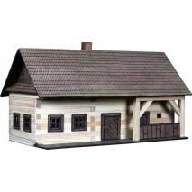 Walachia Usedlost - dřevěná stavebnice