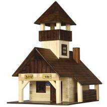 Walachia Turistická bouda - dřevěná stavebnice