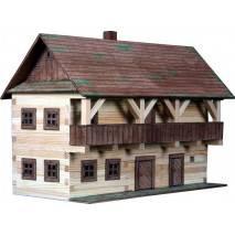 Walachia Fojtství - dřevěná stavebnice