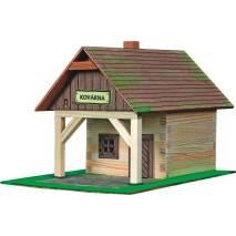 Walachia Kovárna - dřevěná stavebnice