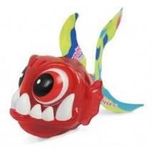 Dravá svítící rybka na potápění