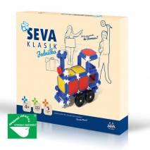 SEVA 1 - polytechnická stavebnice
