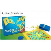 Mattel Scrabble Junior - česká verze Y9738