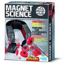 Věda o magnetech