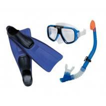 INTEX Potápěčský set brýle+šnorchl+ploutve 8+ 55957