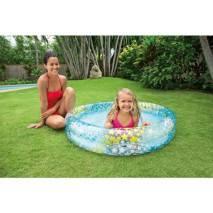INTEX Bazén dětský s hvězdičkami 59421