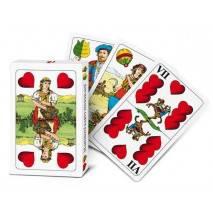 Mariášové karty dvouhlavé