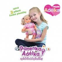 MaDe Panenka Adélka zpívá české písničky