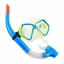 Potápěčské BRÝLE A ŠNORCHL 14+ HF PRO