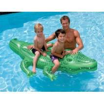 INTEX Aligátor - krokodýl 168x86cm 58546