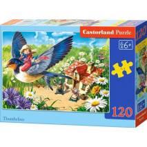 Puzzle 120 dílků - Malenka 13203