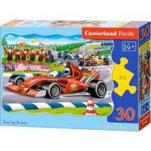 Puzzle 30 dílků - Závodní formule 3761