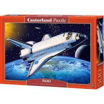 Puzzle 500 dílků - Raketoplán NASA 52707