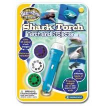 Ruční foto projektor - Žraloci