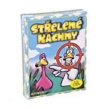 Albi Střelené kachny - karetní hra