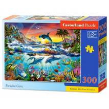 Puzzle 300 dílků - Rajská zátoka 30101