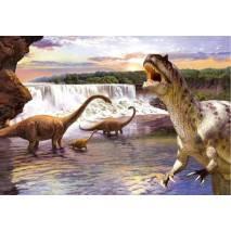 Puzzle 260 dílků - Diplodocus 26999