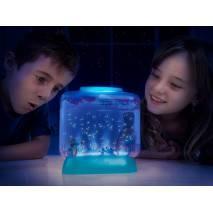 Aqua Dragons - Vodní dráčci - Akvárium s LED osvětlením