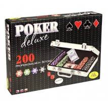 Albi Poker Deluxe 200 žetonů