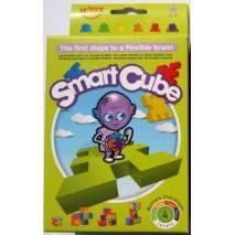 Hlavolam Happy Cube Smart Cube - 6ks v krabičce pro věk 3-6 let