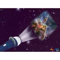 Ruční foto projektor - Vesmír