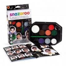 Snazaroo Velká sada obličejových barev - čarodejnice