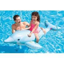 INTEX Nafukovací delfín 175x66cm 58535