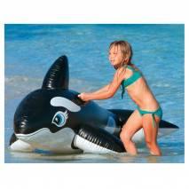 INTEX Nafukovací velryba kosatka 193x119cm 58561