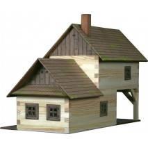 Walachia Hospoda - dřevěná stavebnice