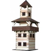 Walachia Věž - dřevěná stavebnice