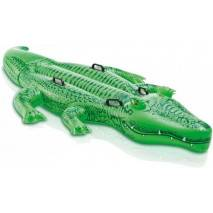 INTEX Nafukovací krokodýl 203x114cm 58562