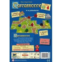 Mindok Carcassonne - základní hra