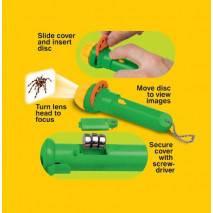 Ruční foto projektor - Nebezpečný hmyz
