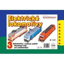 Vystřihovánka - Elektrické lokomotivy