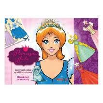 Vystřihovánky -  Princezna Julie