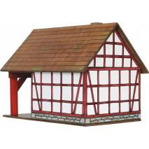 Walachia Hrázděná kovárna - dřevěná stavebnice