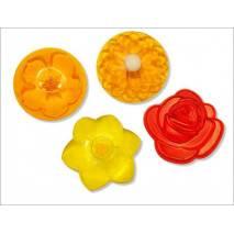 Výroba mýdel - květiny