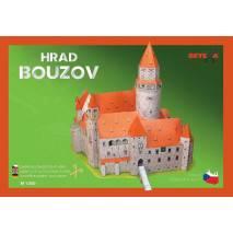Vystřihovánka -  Hrad Bouzov