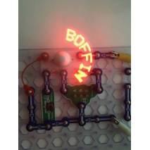 Boffin II 203 HRY - elektronická stavebnice