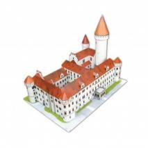 Vystřihovánka -  Zámek Konopiště