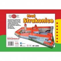 Vystřihovánka -  Hrad Strakonice