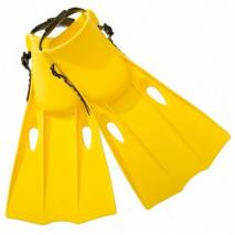 INTEX Potápěčské ploutve vel.35-37 55936 žluté