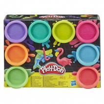 Hasbro Play-Doh Modelína 8 barev PLAMEŇÁK